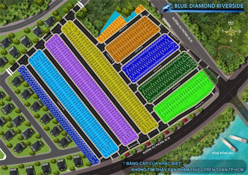 dự án blue diamond riverside, việt nhân nguyễn văn ngọc, dự án đất nền long phước, mua bán đất nền long phước, ký gửi đất nền long phước
